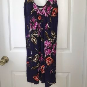 Short floral summer dress!